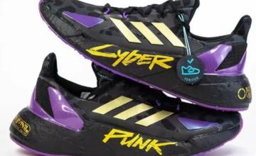 Adidas va créer des baskets Cyberpunk 2077