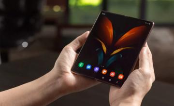 Samsung : le prix du Galaxy Z Fold 2 dépasse les 2 000 €