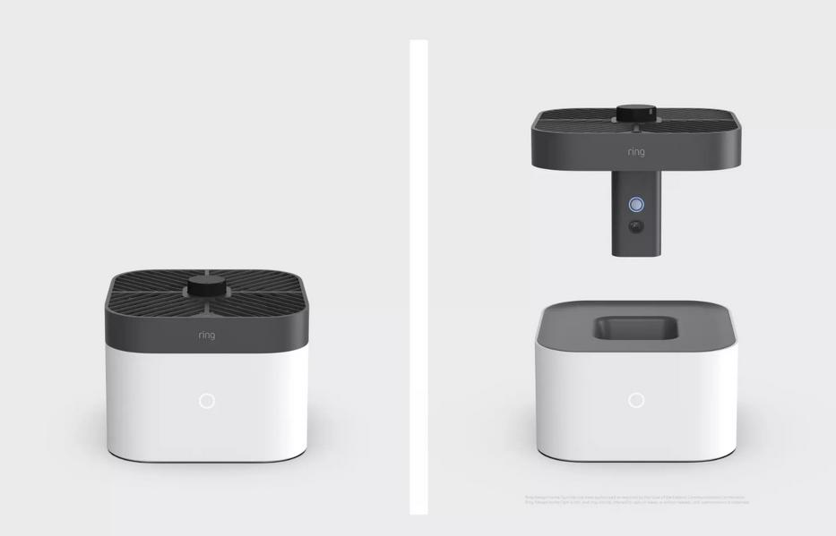 Always Home Cam : un drone volant autonome pour votre maison signé Ring