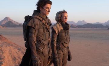 La première bande annonce du film Dune est arrivée !