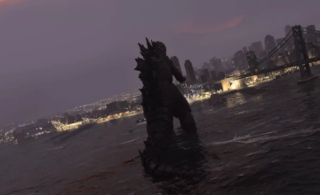 Godzilla arrive dans Flight Simulator 2020 grâce à un mod