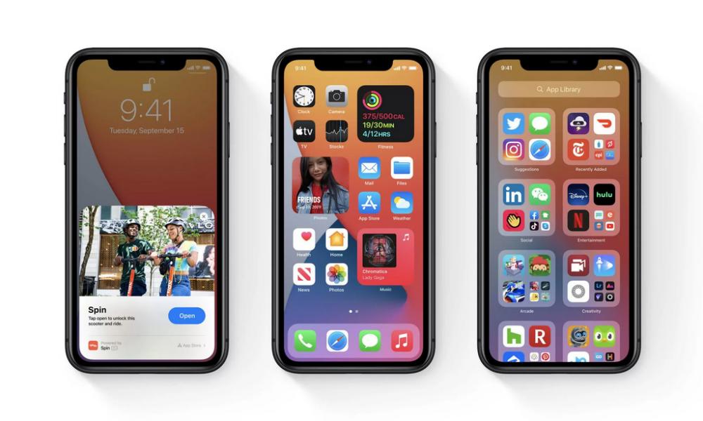 Apple corrige le bug des paramètres d'application par défaut dans la dernière mise à jour iOS