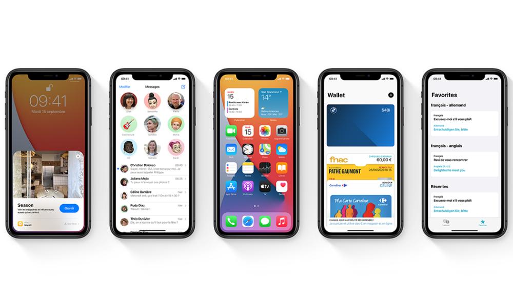 Comment utiliser App Library dans iOS 14
