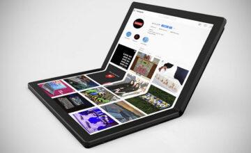 Le premier PC pliable au monde est désormais disponible chez Lenovo