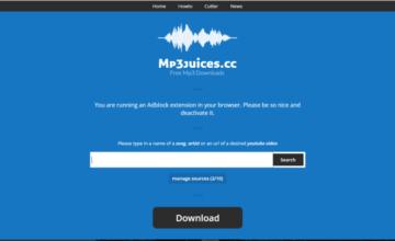 MP3 Juices : télécharger gratuitement des MP3
