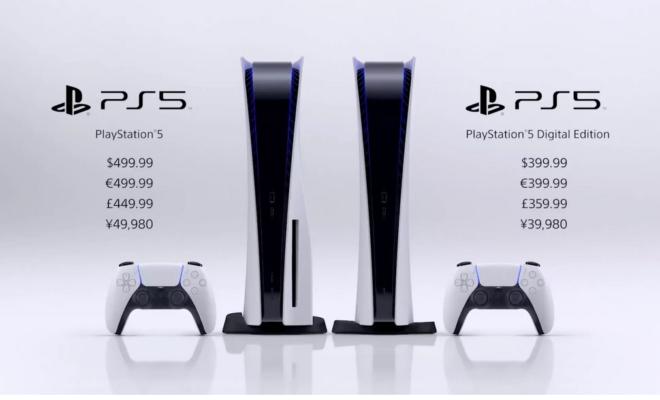 PlayStation 5 : Sony dévoile enfin le prix et la date de sortie
