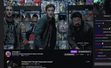 Twitch permet désormais à quiconque d'organiser une soirée cinéma avec du contenu Prime Video
