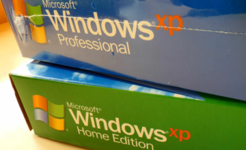 Le code source de Windows XP a fuité sur Internet