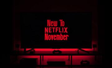 Netflix : les nouveautés séries et films de Novembre 2020