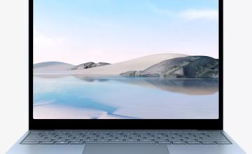 Microsoft annonce un Surface Laptop Go avec écran 12,4 pouces et processeur Core i5