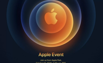 Apple organisera sa prochaine keynote le 13 octobre