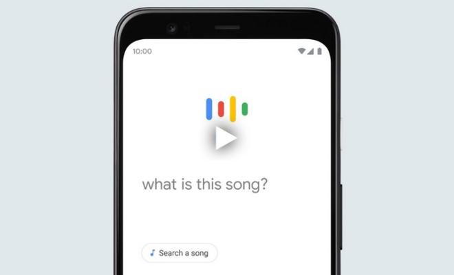 Trouver une musique en sifflotant ou en fredonnant — Google Assistant