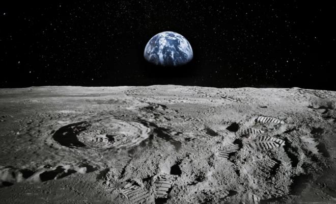 Découverte d'autres eaux gelées dispersées à la surface de la Lune — NASA