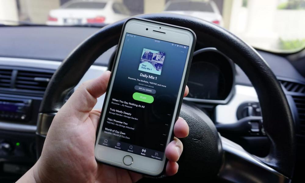 Spotify atteint 320 millions d'utilisateurs actifs par mois