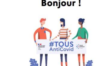 Tous Anti-Covid apk : télécharger la nouvelle application destinée à lutter contre l'épidémie