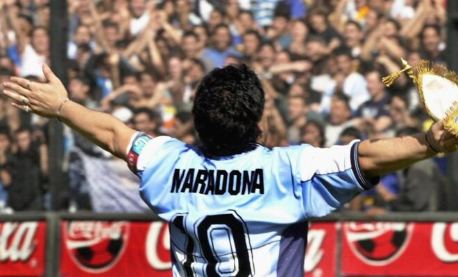 Diego Maradona : regarder le film en streaming VF