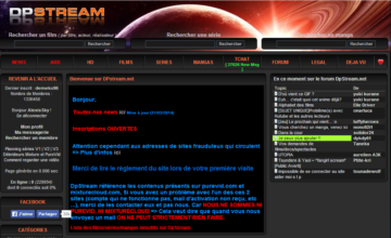 dpstream : le site de streaming fermé, attention aux clones