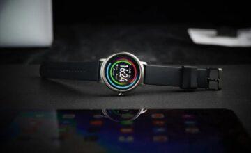 Mibro Air : une nouvelle montre connectée à moins de 30 euros signée Xiaomi