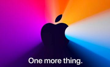 """Keynote Apple """"One More Thing"""" : toutles les annonces de l'évènement"""