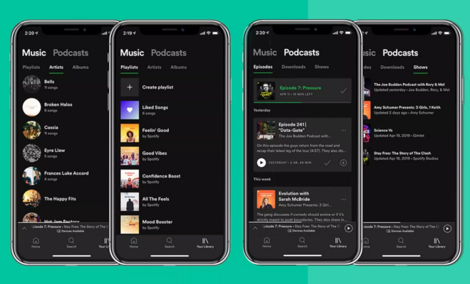 Spotify réinitialise plus de 300 000 mots de passe d'utilisateurs suite à une fuite de base de données