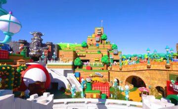 Super Nintendo World ouvrira ses portes le 4 février 2021
