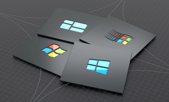 Le système d'exploitation Windows a 35 ans !