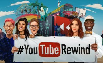 Pas de YouTube Rewind pour cette année