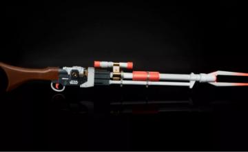 The Mandalorian : Hasbro lance une réplique Nerf du fusil sniper Amban
