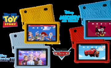Disney et Pebble Gear lancent la Kids Tablet, une tablette éducative