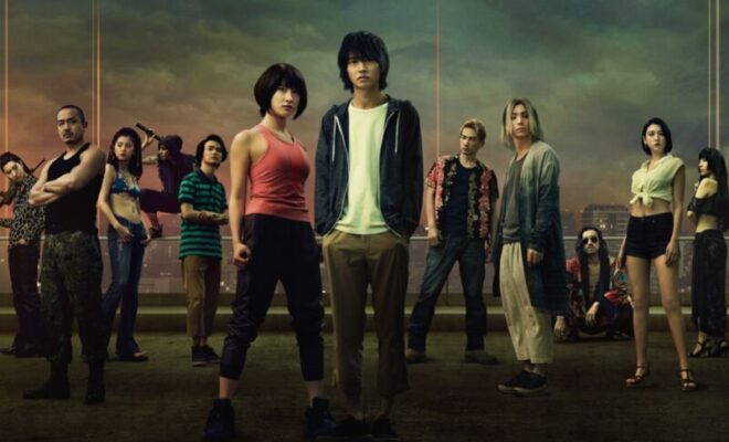 Alice in Borderland : regarder la saison 1 en streaming