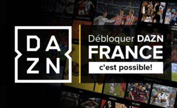 DAZN : le service de streaming sportif débarque en France