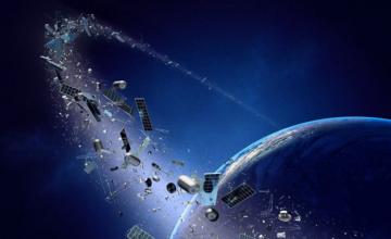 La toute première mission spatiale de nettoyage des déchets orbitaux utilisera une griffe géante