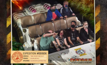 Walt Disney World Resort stoppe l'ajout de masques numériques aux visiteurs sur les photos