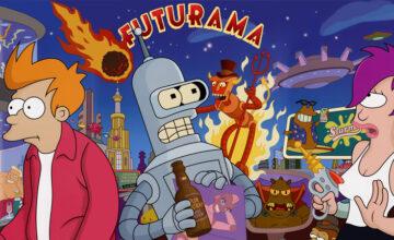 Futurama : regarder la série en streaming VF
