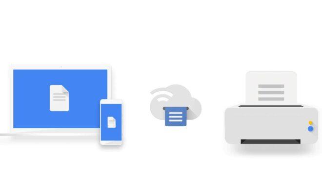 Le service Cloud Print de Google ferme ses portes