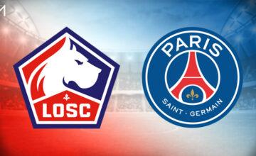 Lille - PSG : regarder le match en streaming