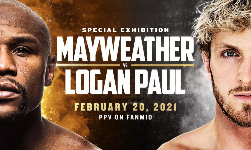Le YouTubeur Logan Paul affrontera Floyd Mayweather dans un match de boxe en février