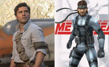 Le film Metal Gear Solid aura Oscar Isaac dans le rôle de Solid Snake