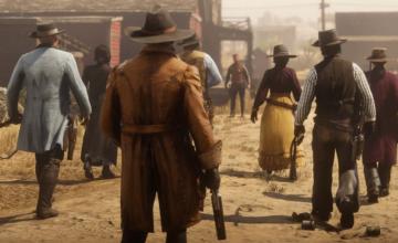 Red Dead Online maintenant disponible en tant que jeu séparé pour 5 €