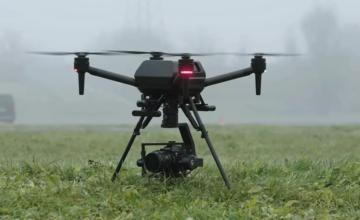 CES 2021 : Sony dévoile son drone Airpeak, destiné aux professionnels