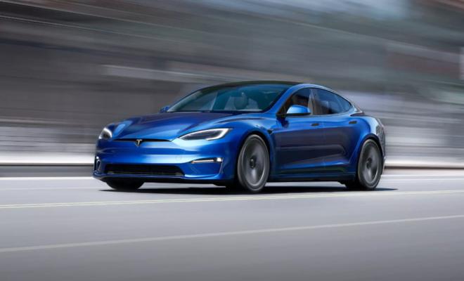 Actualité automobile: Nouvelles Tesla Model S et Model X 2021