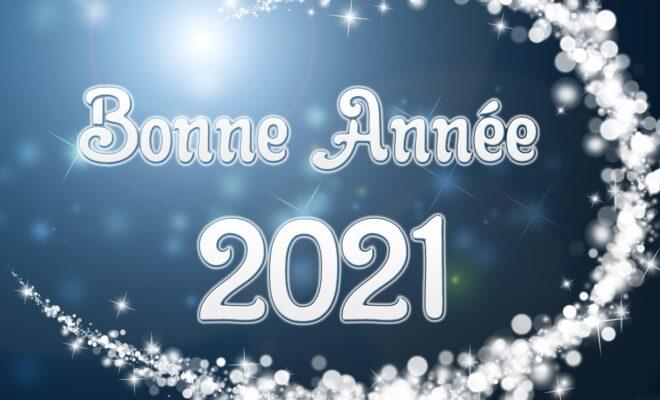 Cartes de voeux 2021 gratuites