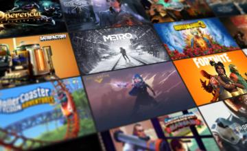 L'Epic Games Store a offert 103 de jeux gratuits en 2020