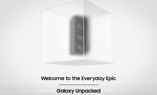 Samsung Unpacked 2021 : Galaxy S21, S21+, S21 Ultra et Galaxy Buds Pro