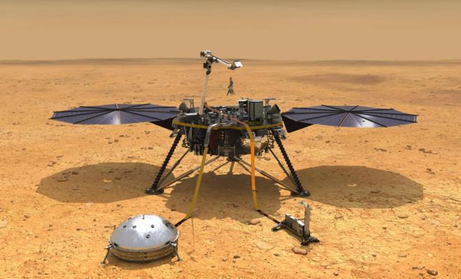 InSight : des conditions de sol inattendues obligent la NASA à abandonner le projet de forage