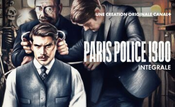 Paris Police 1900 - regarder la série en streaming