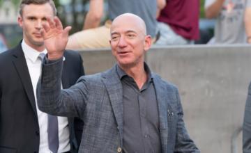 Jeff Bezos va quitter son poste de PDG d'Amazon cette année