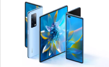 Huawei officialise le Mate X2, son troisième smartphone avec écran pliable