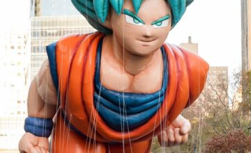 Dragon Ball Z, le retour !