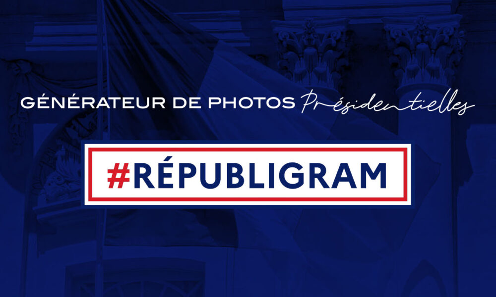 """Republigram : une application pour générer des posts """"à la Macron"""""""